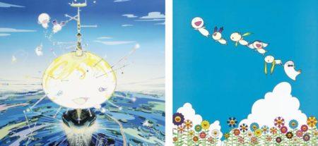 Takashi Murakami-Mamu Came From the Sky, Planet 66-Summer Vacation-2007