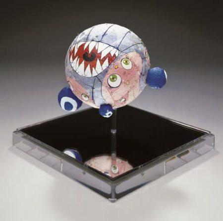Takashi Murakami-Maquette for Ballon-1996