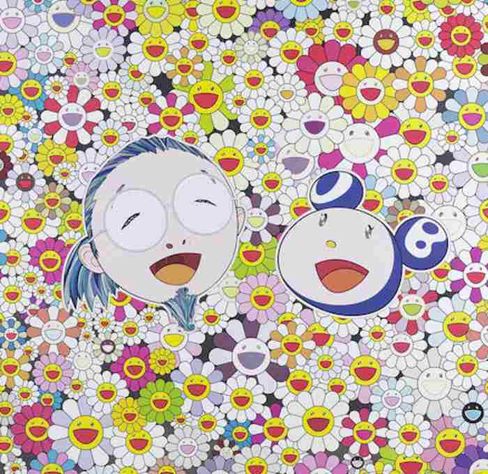 Takashi Murakami-Me And Mr. DOB-2009