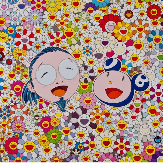 Takashi Murakami - Me and Mr. DOB-2009