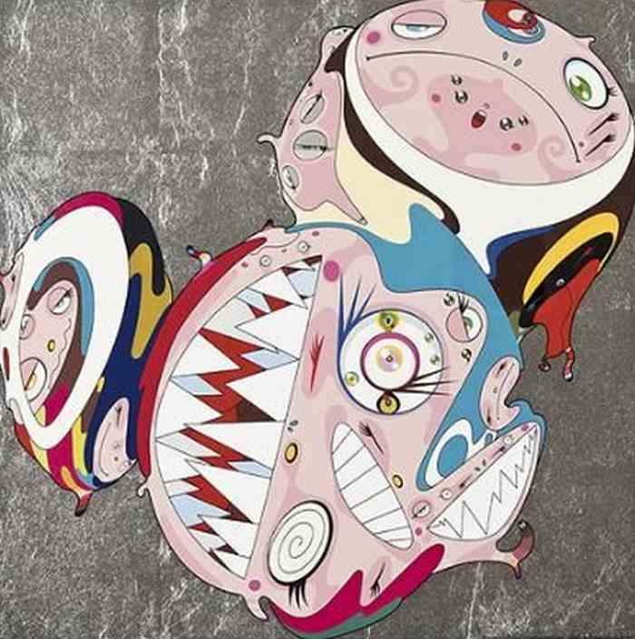 Takashi Murakami-Melting DOB D-2006