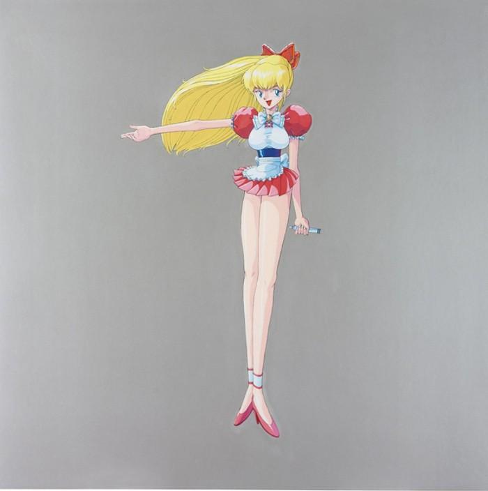 Takashi Murakami-Miss Ko2-1996