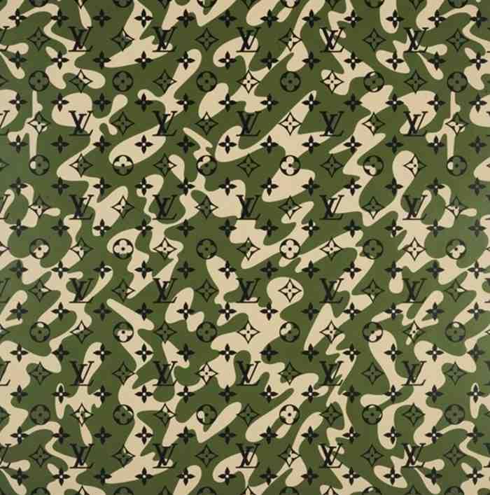 Takashi Murakami-Monogramouflage-2008