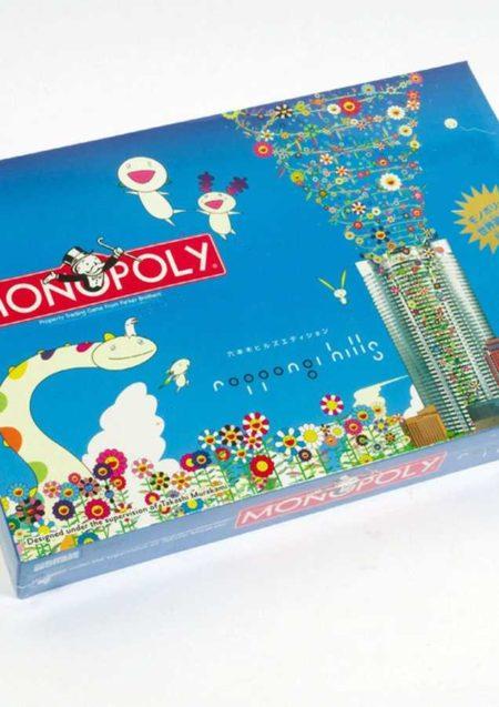 Takashi Murakami-Monopoly-2004