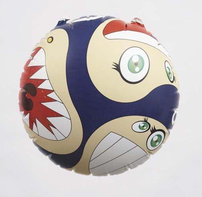 Takashi Murakami-Mr. DOB Balloon-1999