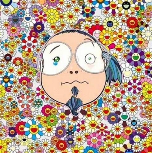 Takashi Murakami-Murakami Kun - Quel surprise et quel dommage-