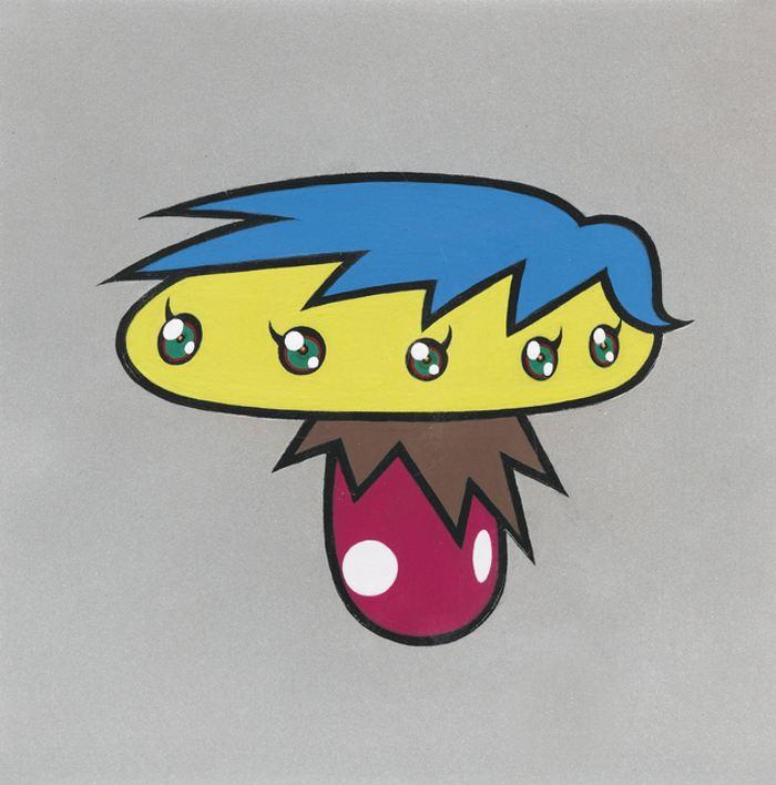 Takashi Murakami-Mushroom-2002