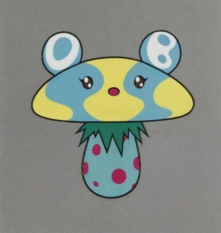 Takashi Murakami-Mushroom DOB-2002