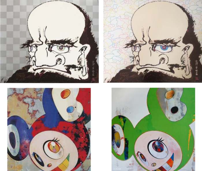 Takashi Murakami-My arms and legs rot off..., I am not me-I cannot become myself, And then Gargle Glop, And then Kappa-2008