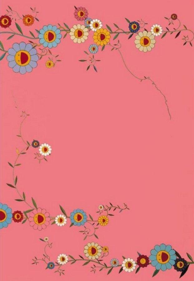 Takashi Murakami-Pink Summer-1998