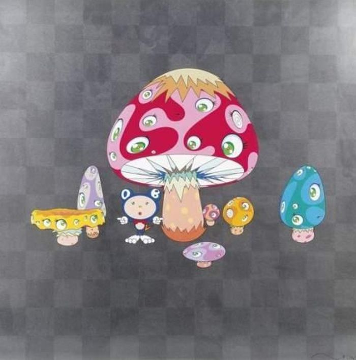 Takashi Murakami-Poke!-2008