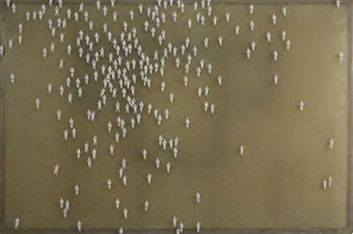 Takashi Murakami-Polyrhythm-1990