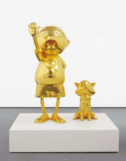 Takashi Murakami-Pom and Me-2010