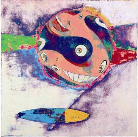 Takashi Murakami-Sakura-1996