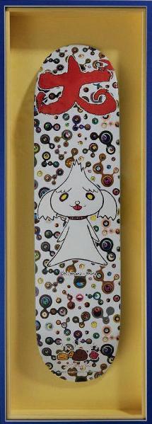 Takashi Murakami - Shimon-Kun, 2007