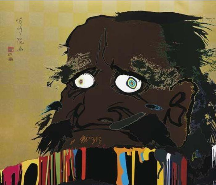 Takashi Murakami-That I May Time Transcend, that a Universe My Heart May Unfold-2007