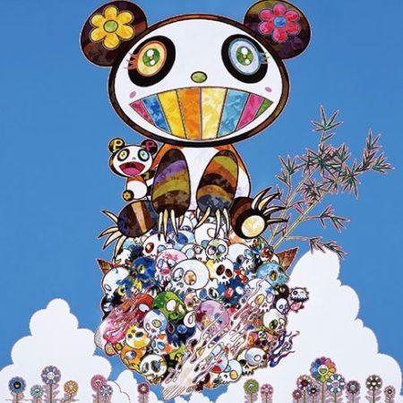 Takashi Murakami-The Pandas Say They're Happy-2016