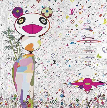 Takashi Murakami-The World of Sphere-2003