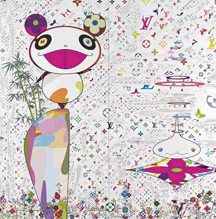 Takashi Murakami-The World of Sphere-2003