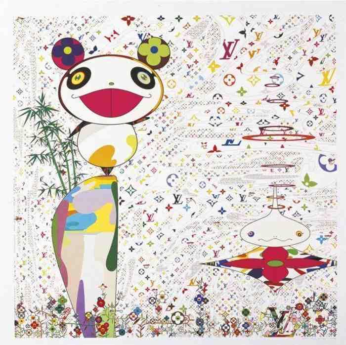 Takashi Murakami-The World of Sphere-2005