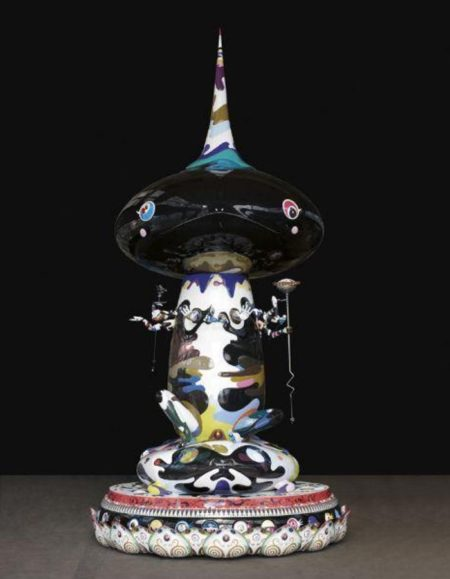 Takashi Murakami-Tongari-Kun-2004