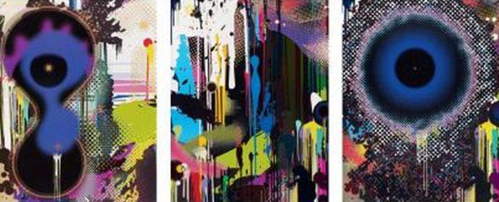 Takashi Murakami-Treasure Island-Hidden Jewels Of The Mediterranean, Warp, Infinity-2009