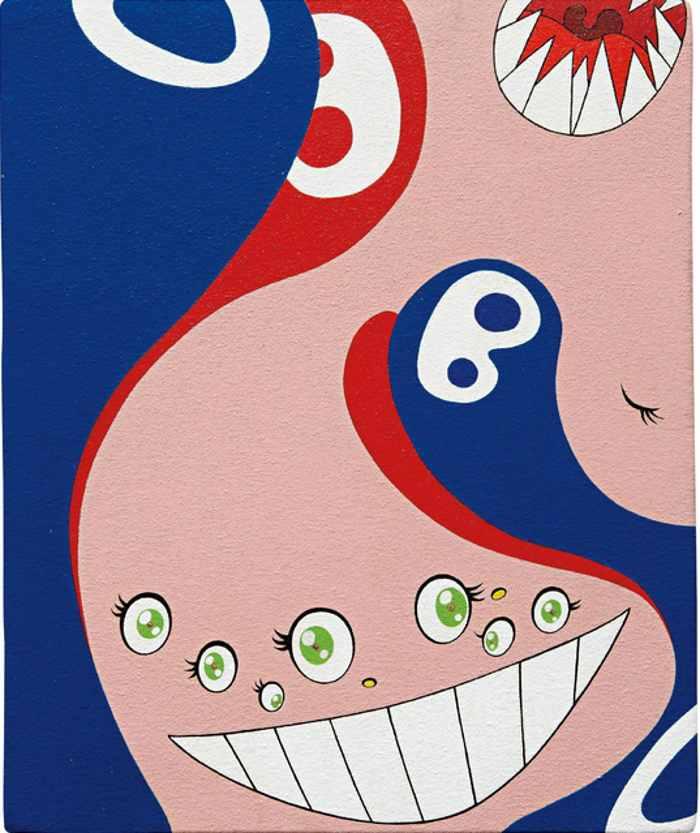 Takashi Murakami-Untitled-1997