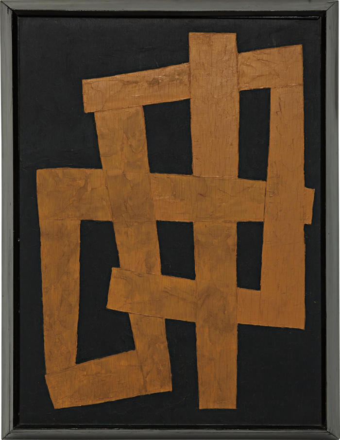 Takeo Yamaguchi-Sequence of Squares-1956