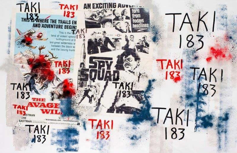 TAKI 183-Untitled-