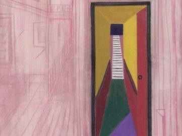 Tal R - Upstairs, 2005