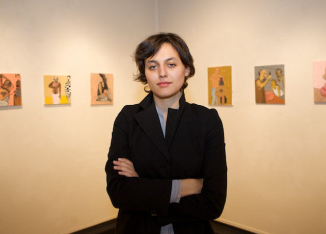 Tala Madani, artist, photo credits - oh-nena