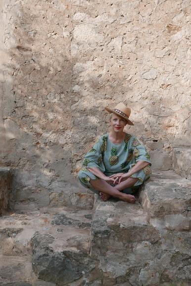 Tali Lennox - Portrait of Annie Lennox