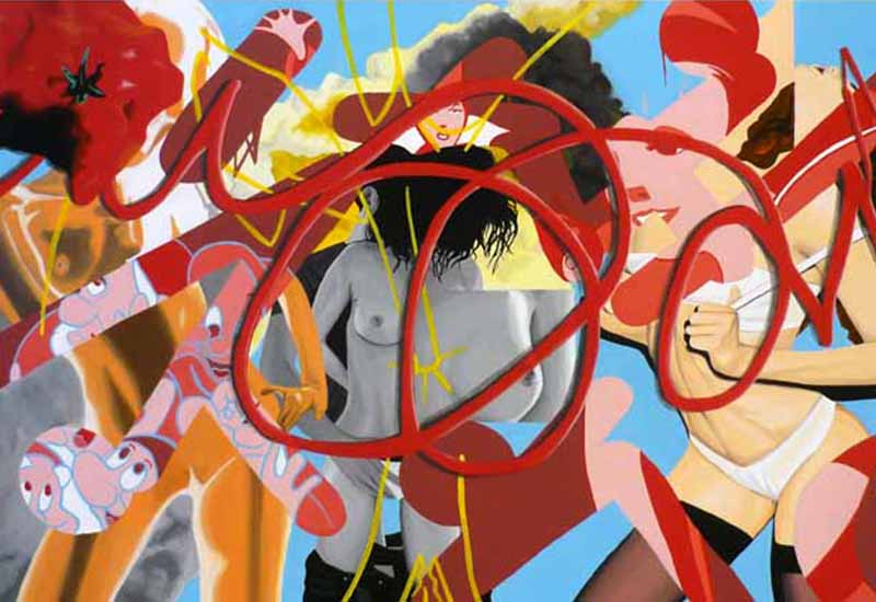 Taling - Mon amour tu demeurs, 2012,  Image copyrights © Galerie Brugier-Rigail