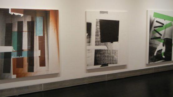 Tamar Halpern's Exhibition, 2015