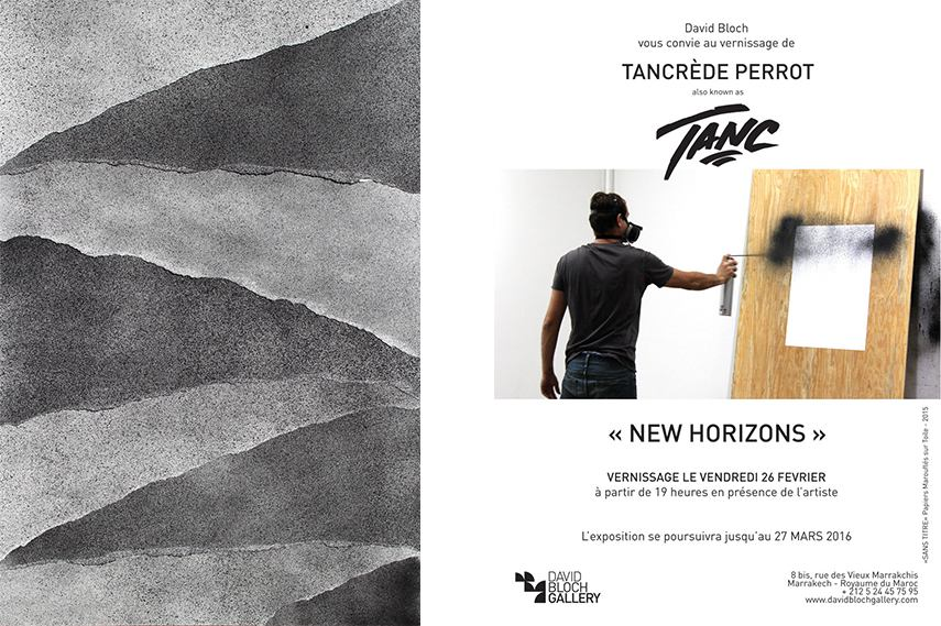 Tanc - New Horizons artwork