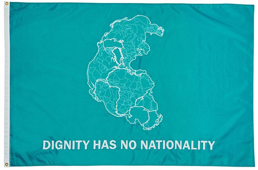 Tania Bruguera - Dignity Has No Nationality, 2017
