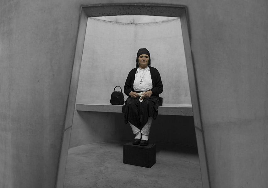 Taryn Simon - Mrike Nokaj, Albania, An Occupation of Loss, 2016