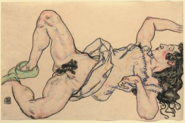Where to See All the Egon Schiele Centenary Exhibitions This Year?