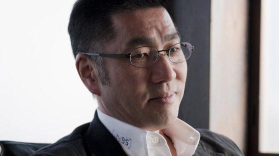 Tatsuo Miyajima,  photo by Nobutada Omote
