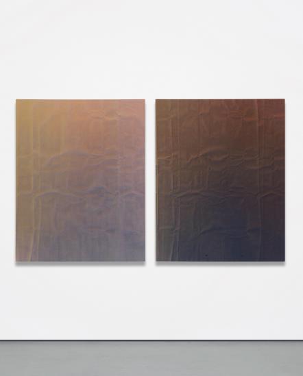 Tauba Auerbach-EnfoldFold (inner); EnfoldFold (outer)-2010