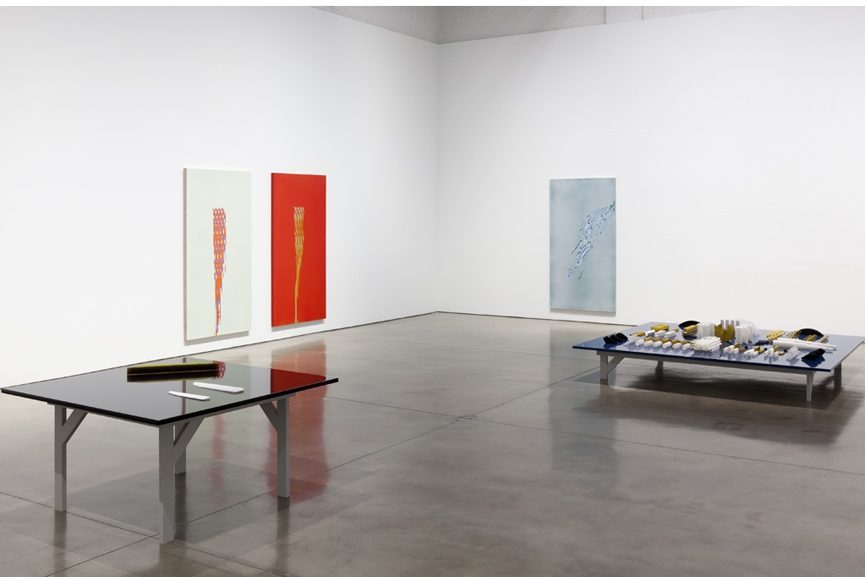 Tauba Auerbach Exhibition