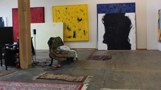 Ted Stanuga - Studio