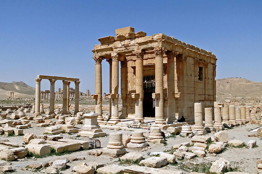 Temple of Baalshamin, Palmyra