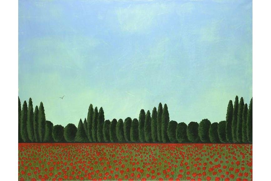 Terence Netter - Promise Land, 2015
