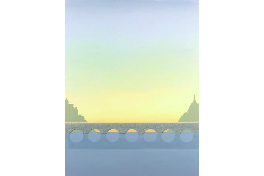 Terence Netter - The Bridge, 2015