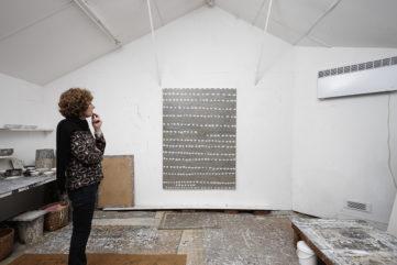 Terri Brooks in the Studio, 2013