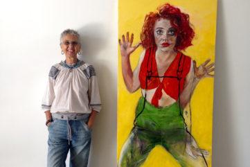 Gold Coast's Golden Artspace - An interview with Terri Lew of 19 Karen