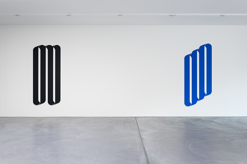 Terry Haggerty, Exhibition view at Von Bartha Basel, 2018