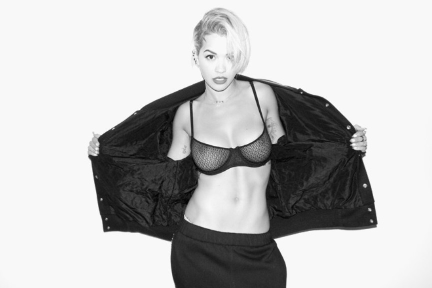 Terry Richardson - Rita Ora 2