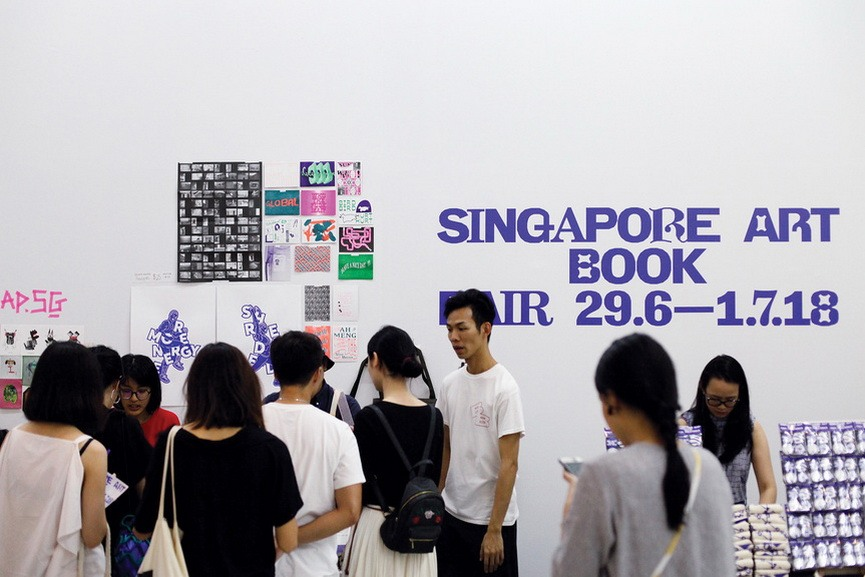 The 2018 Singapore Art Book Fair